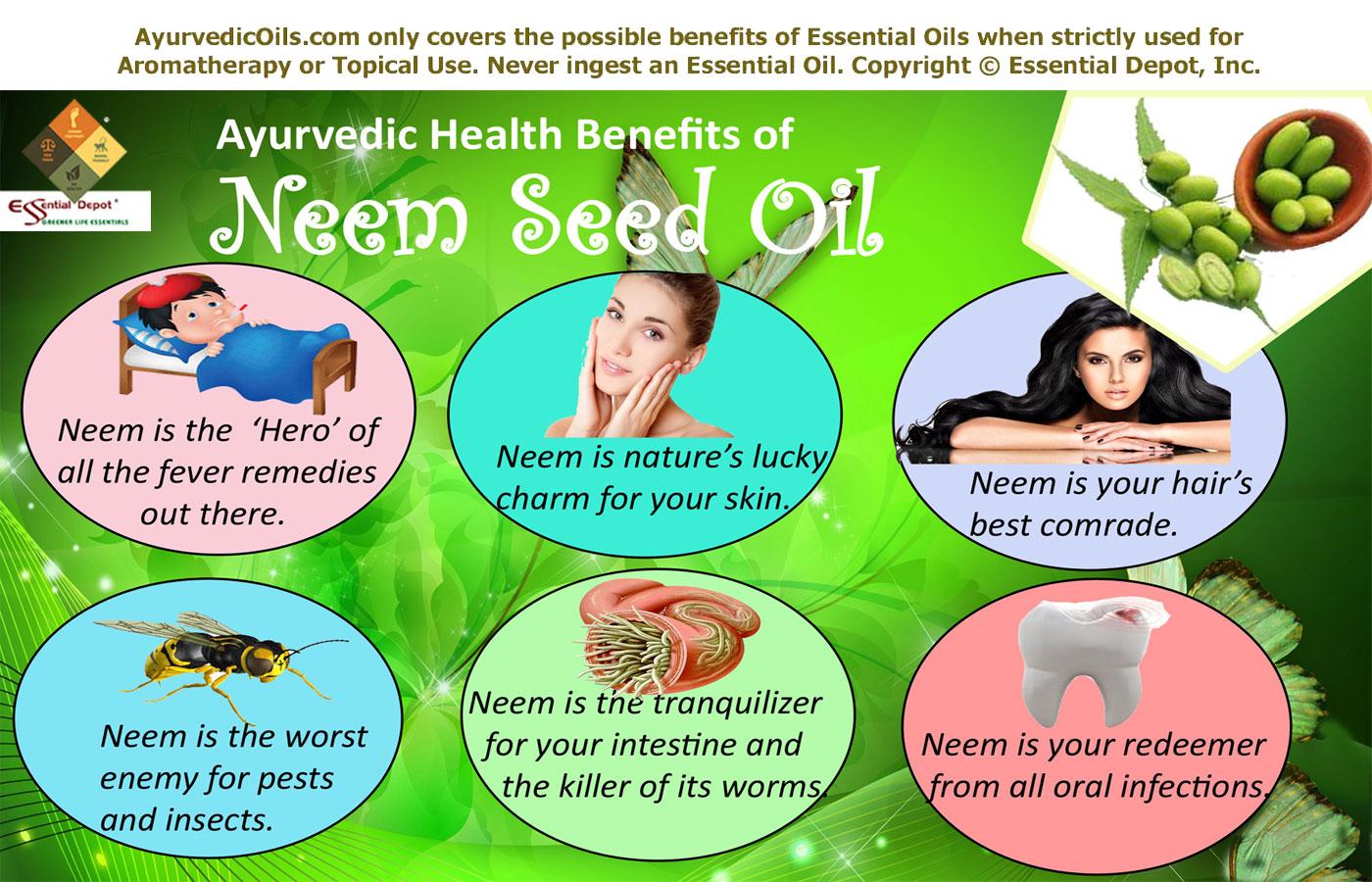 Health Benefits Of Neem Extract