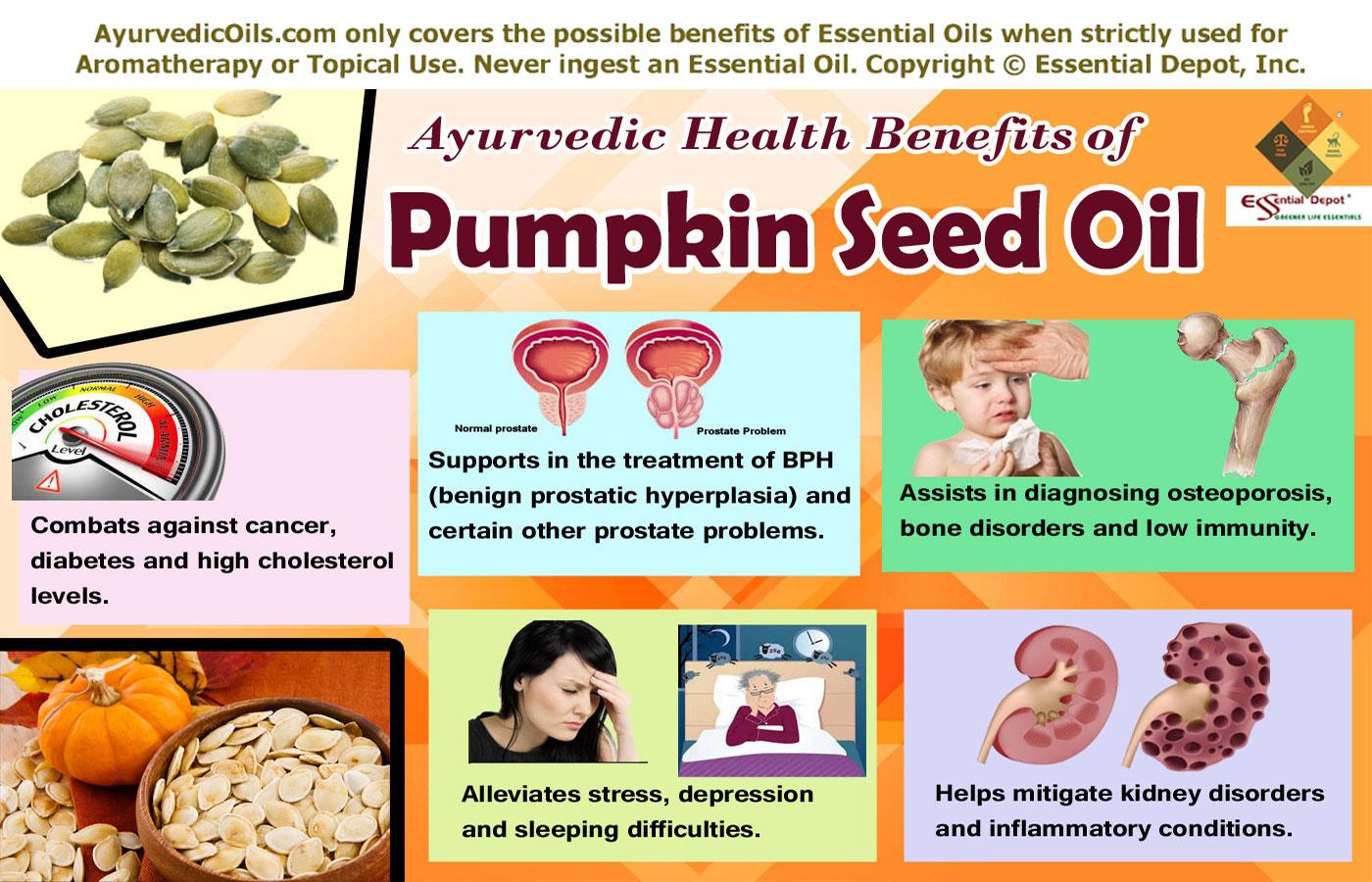 pumpkin seed oil prostate treatment)