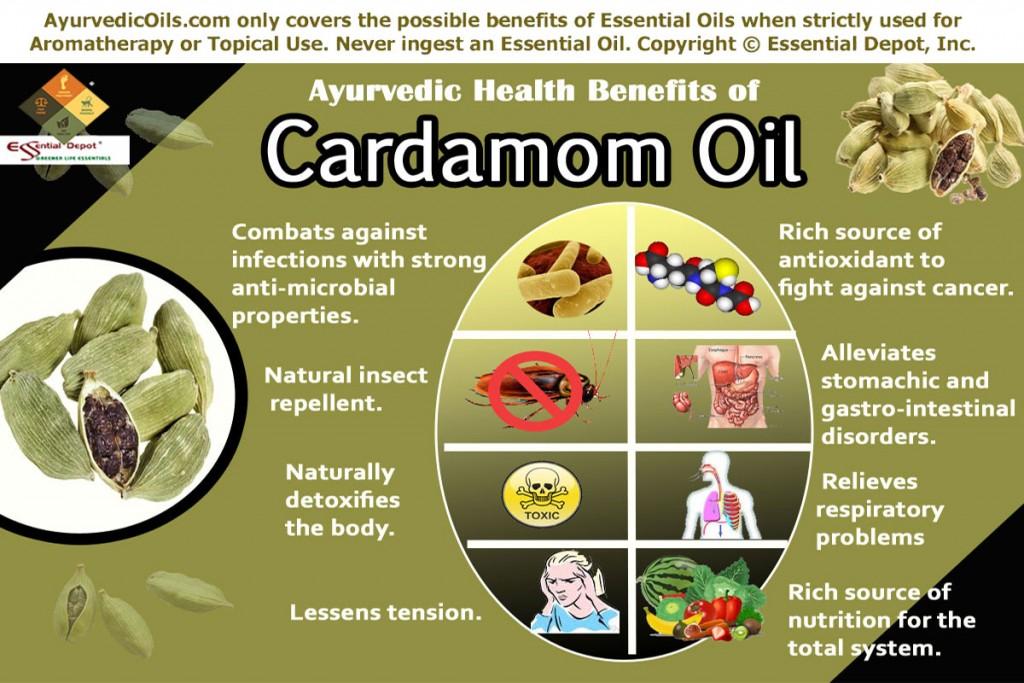 Cardamom-broucher