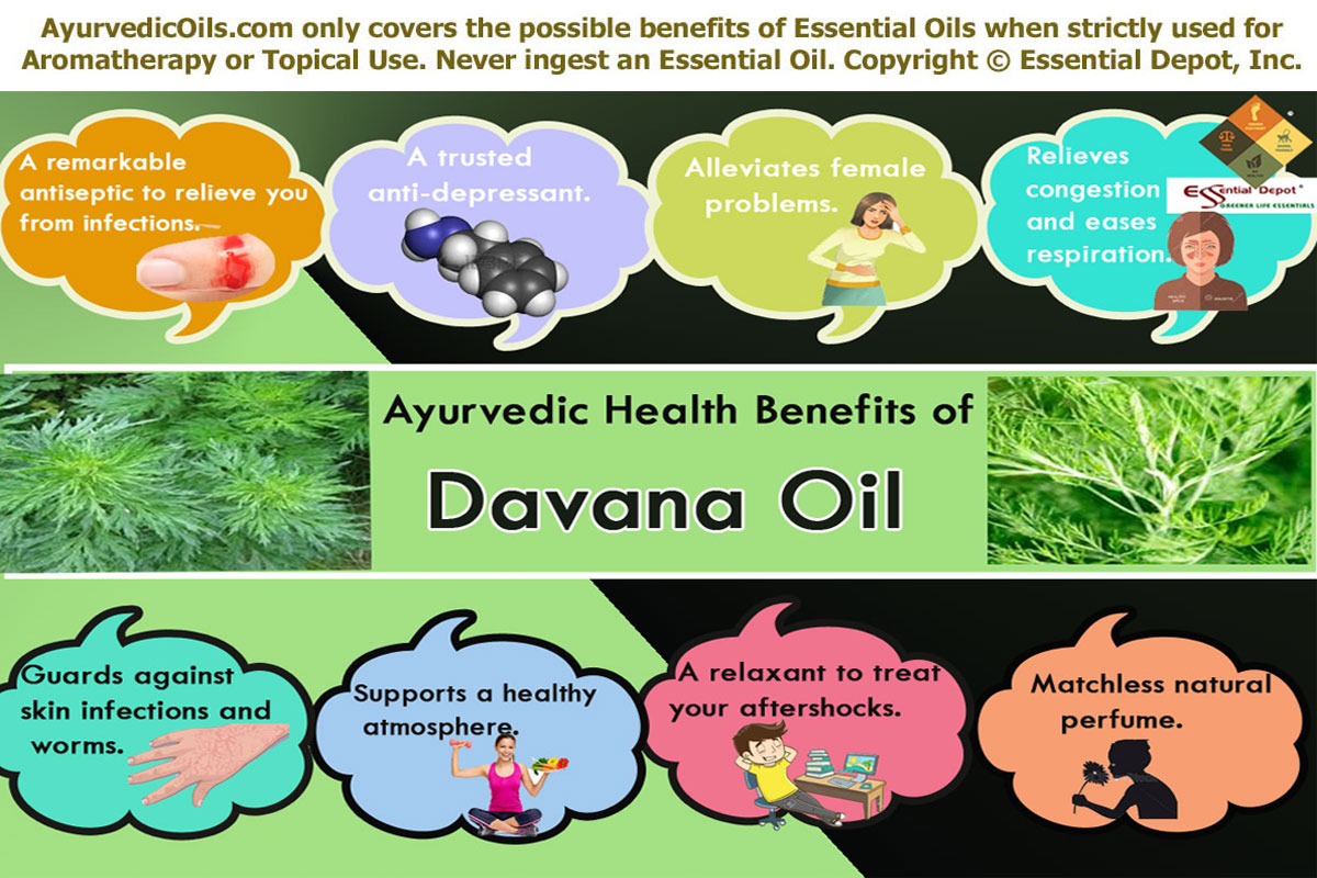 Chemical constituents of Davana oil | Essential Oil