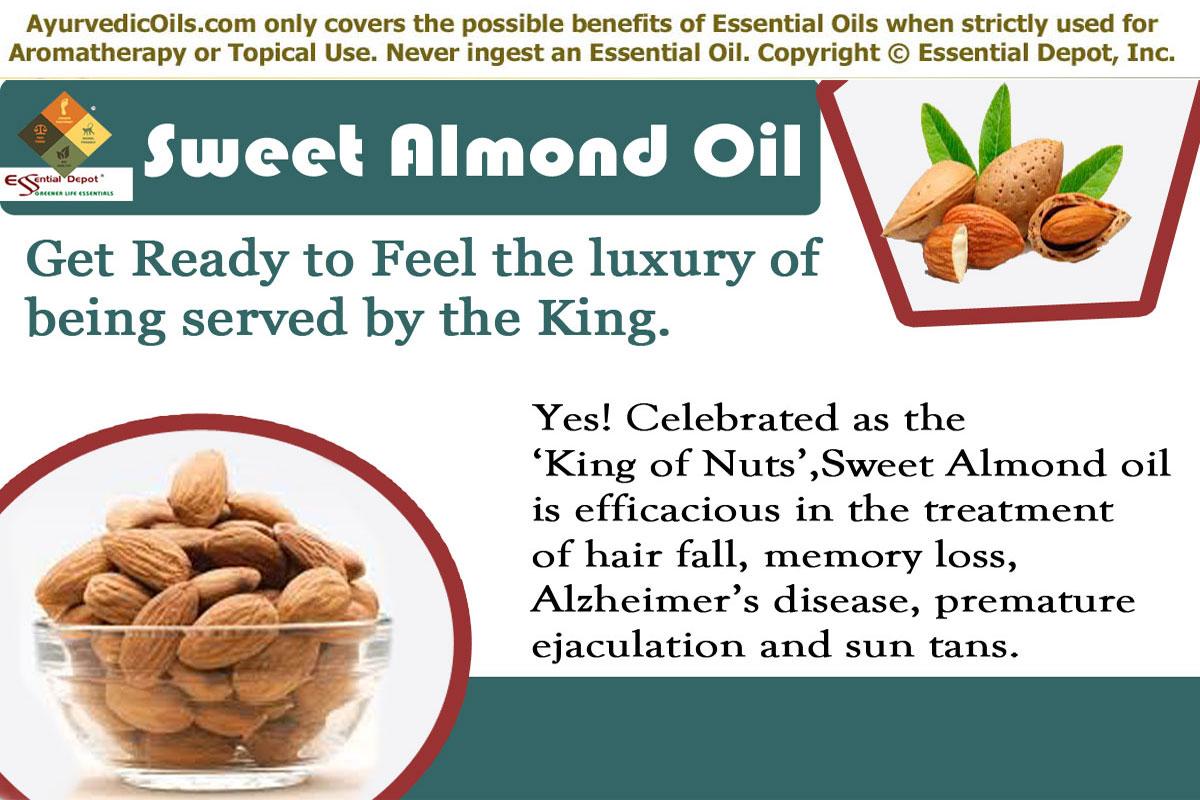 Almond oil sex