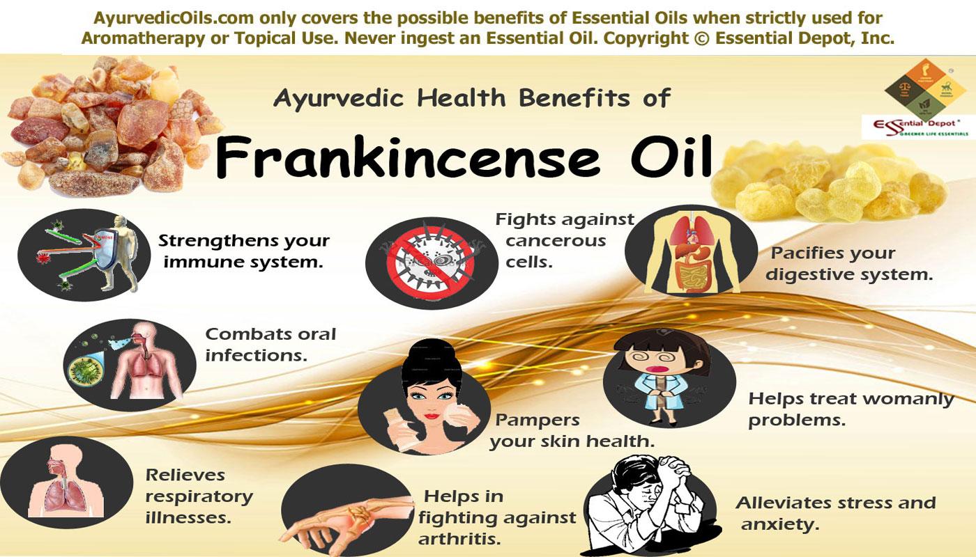 Frankincense In Ayurveda Essential Oil