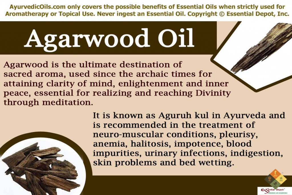 Health benefits of Agarwood oil | Essential Oil