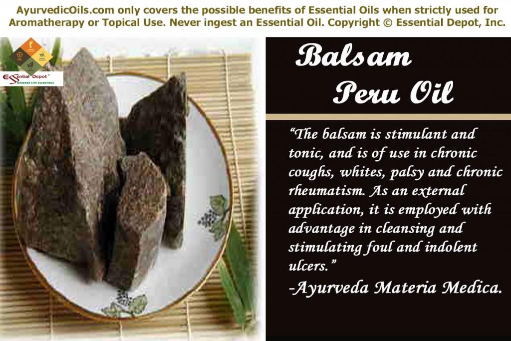 Balsam-peru-banner