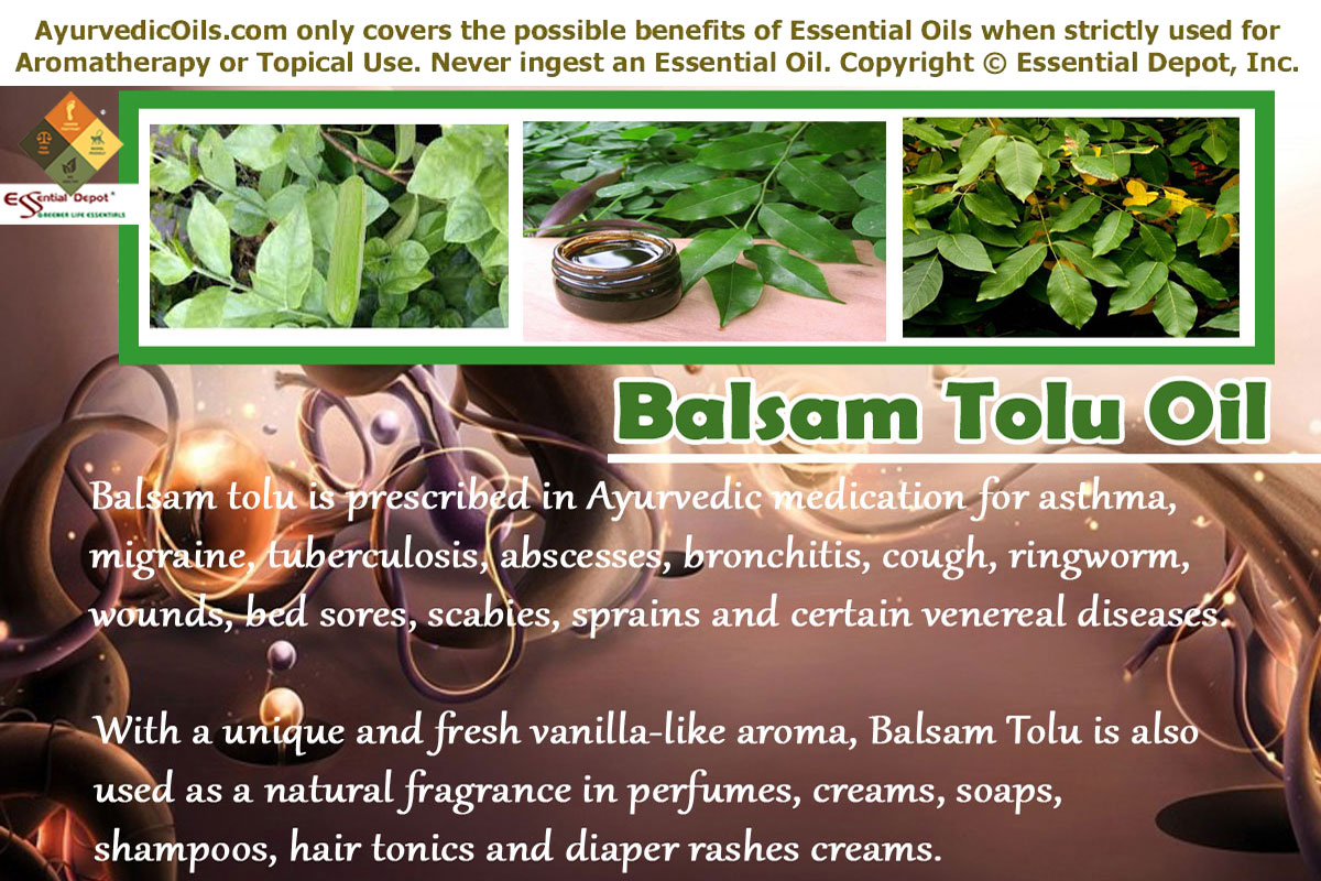 Balsam Peru oil | Essential Oil