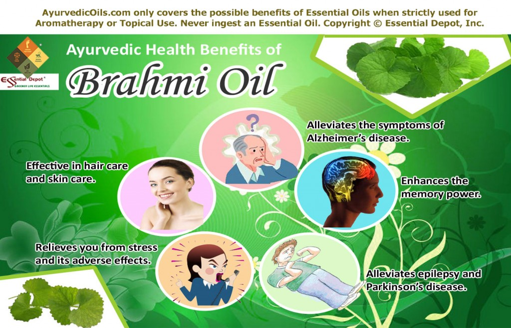Ayurvedic oils for neurological problems | Essential Oil
