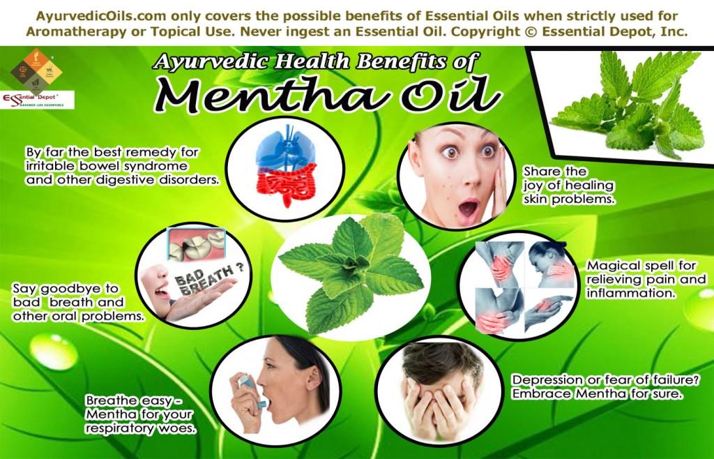 Mentha-OIl