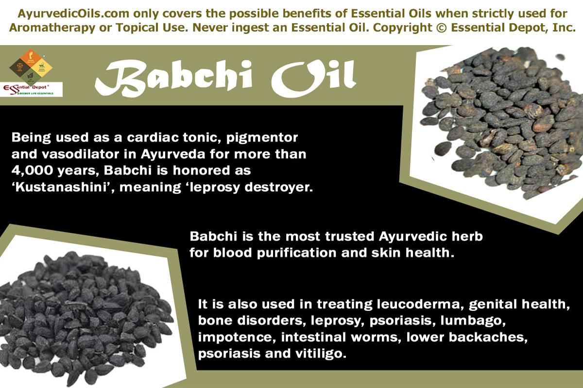 Ayurvedic oils for vitiligo   Essential Oil