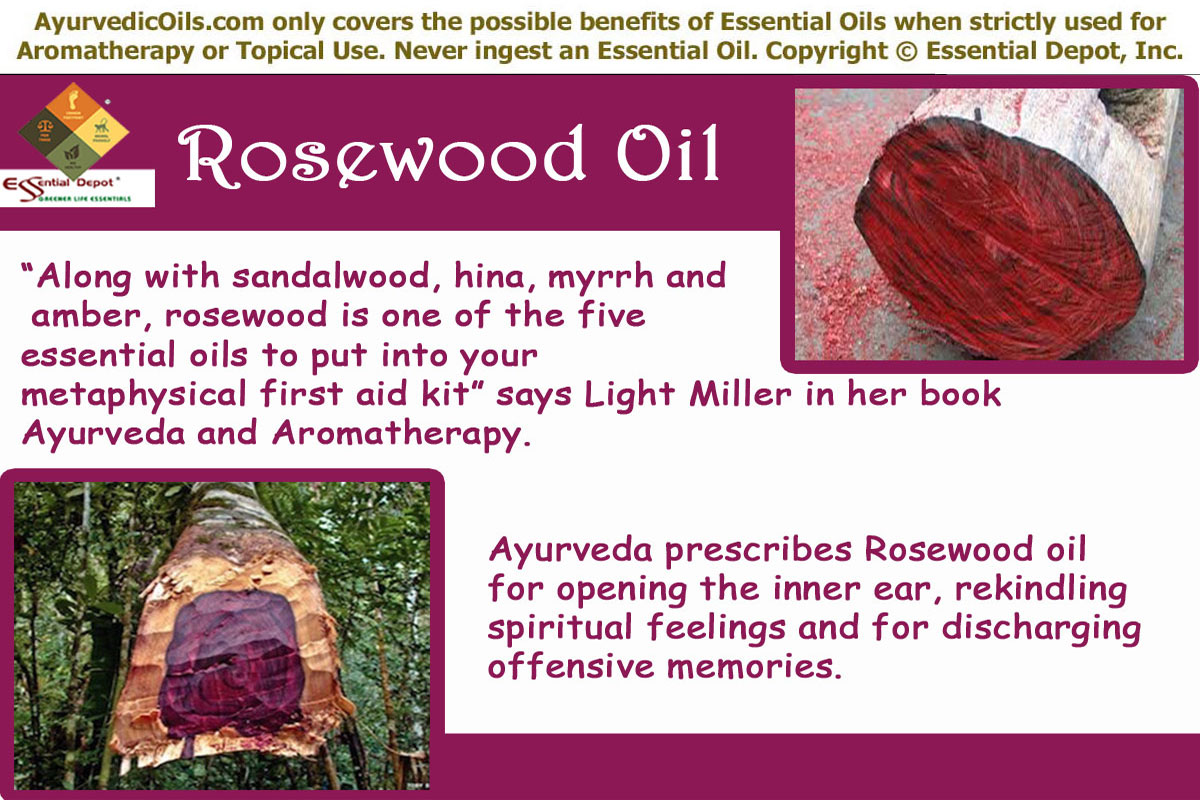 Health benefits of Rosewood essential oil | Essential Oil