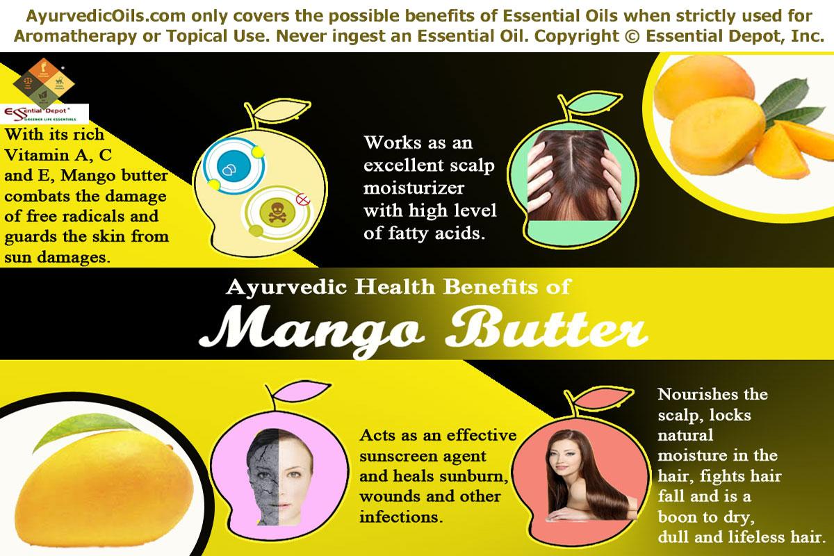 Mango Butter Benefits For Natural Hair