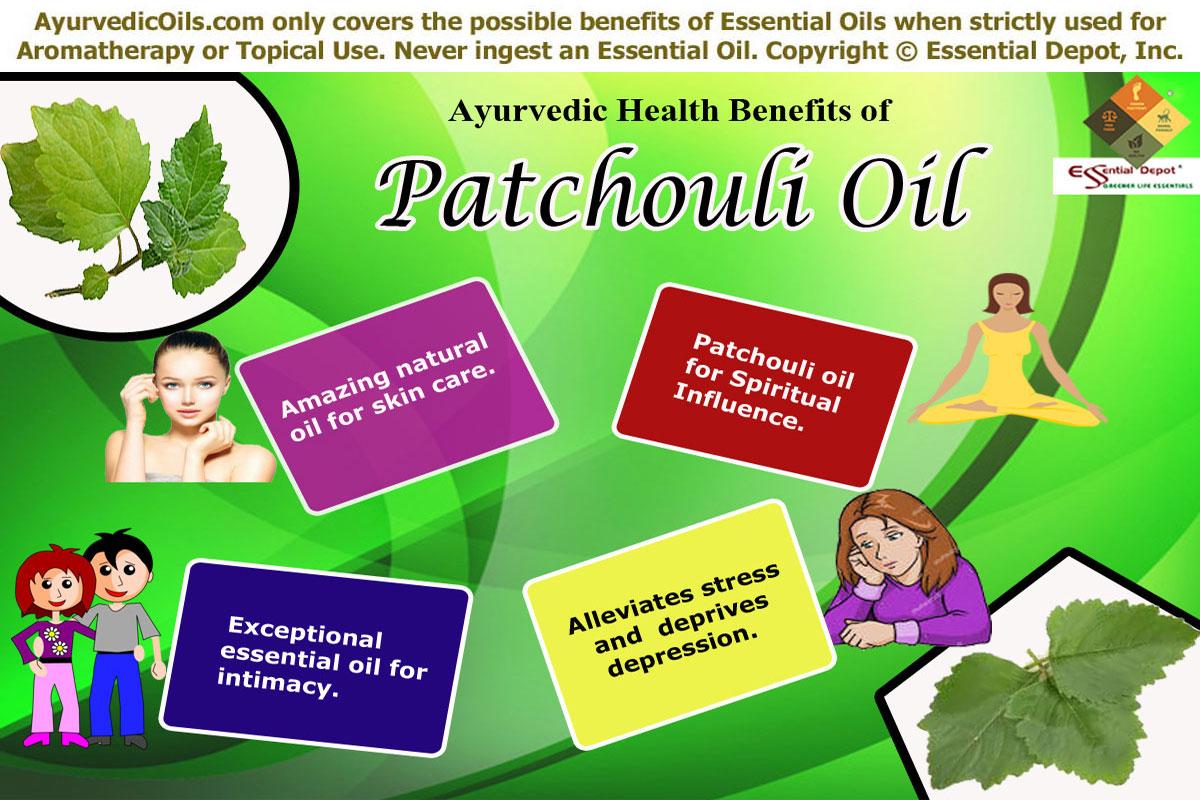 Patchouli Essential Oil Essential Oil