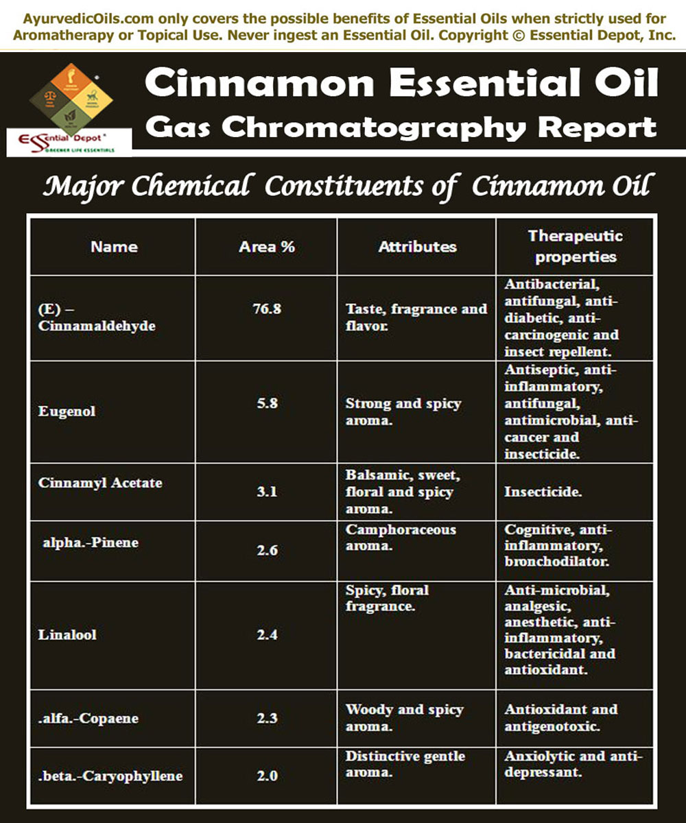 Cinnamon Oil | Essential Oil